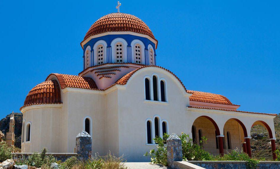 Biserici si Manastiri Creta