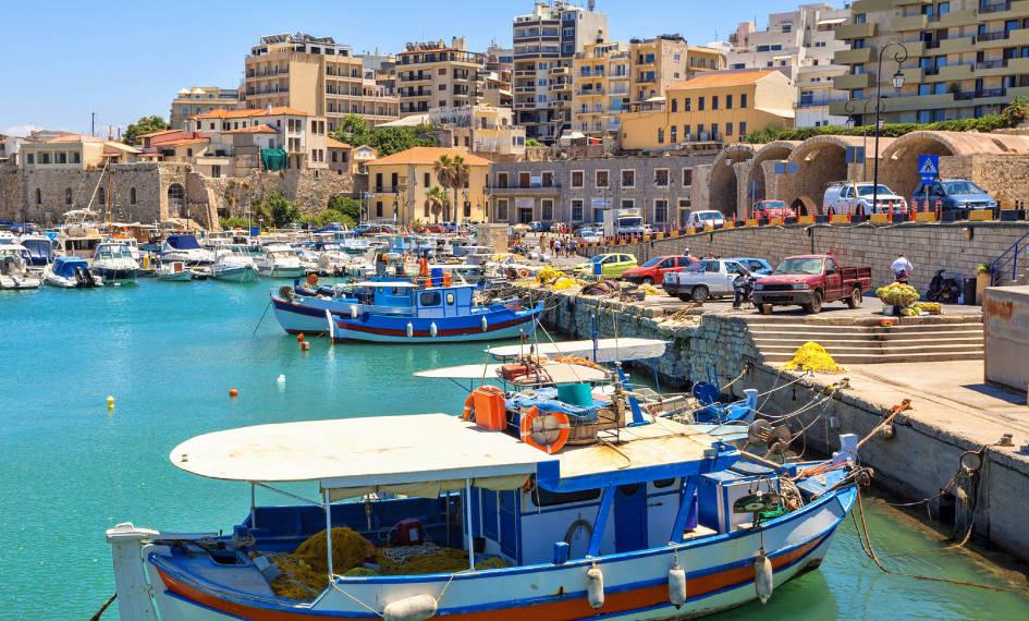 Porturi Creta