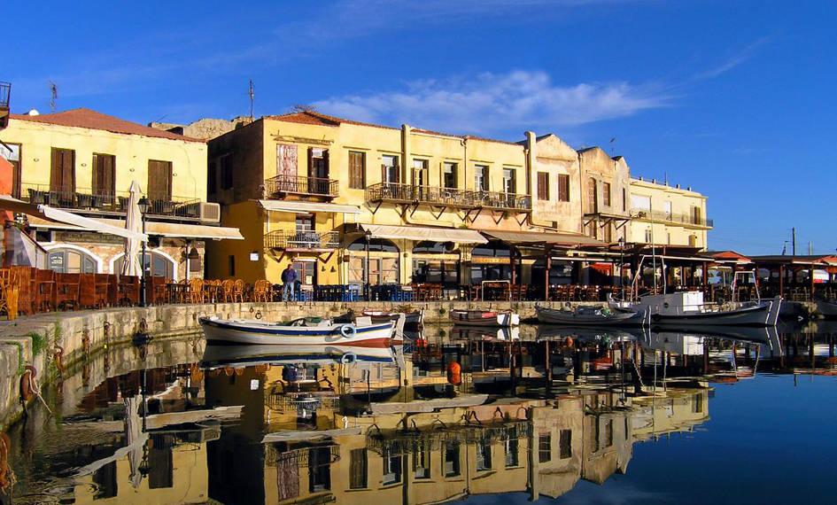 Cum ajungem in Creta