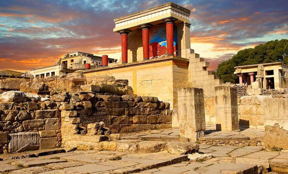 Mitologie si Istorie Creta