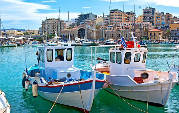 Heraklion Creta