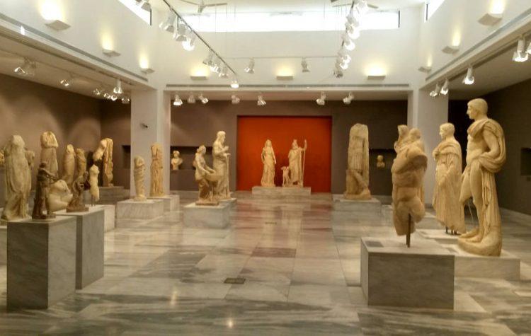 Muzee si Situri arheologice Creta