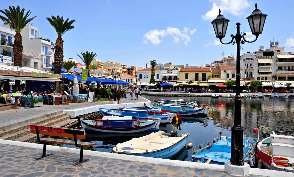 Orasul Agios Nikolaos