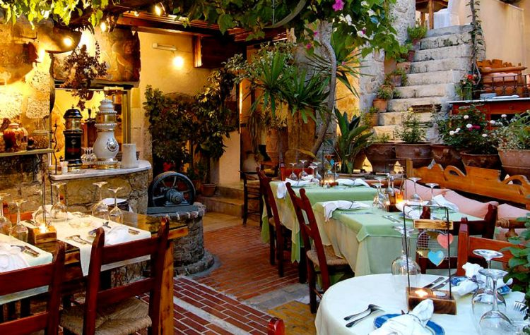 Restaurante Creta